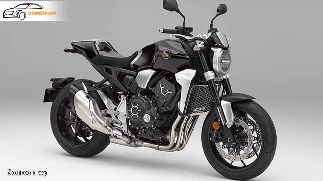 motor Honda CB1000R