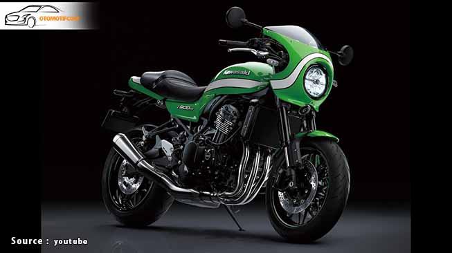 motor Kawasaki Z900RS CAFE