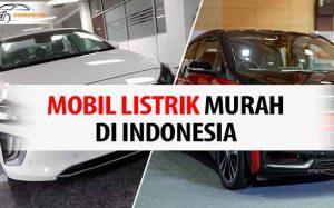 daftar mobil listrik