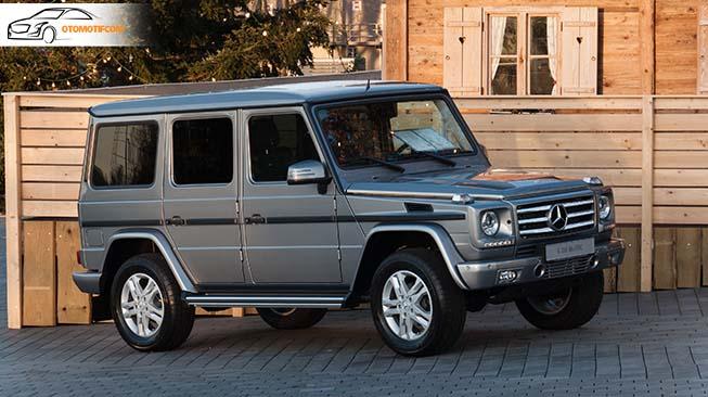 Mercedes Benz G-Glass