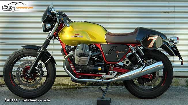 Motor Guzzi V7 II Racer