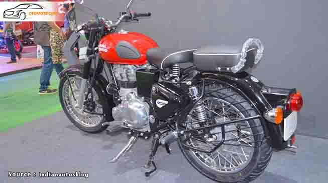 Royal Enfield Classic 350 versi Redditch