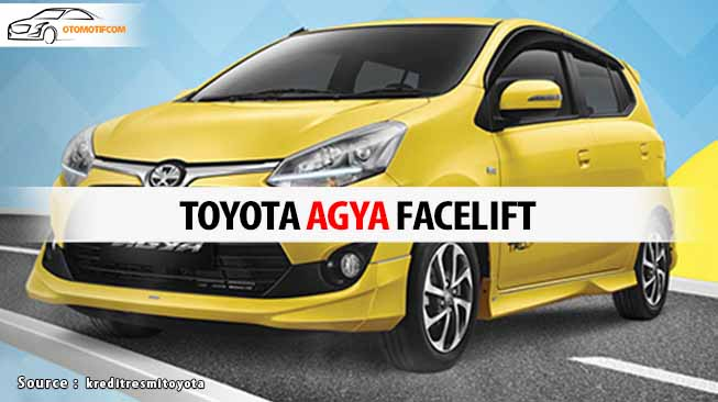 Toyota Agya Facelift Head banner