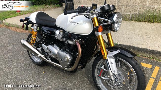 motor Triumph Thruxton 1200R