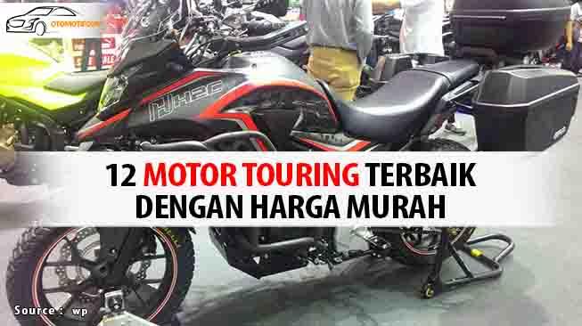 Motor Touring Terbaik
