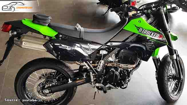Kawasaki D-Tracker X