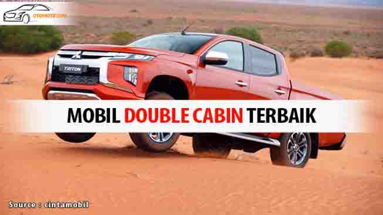 10 Mobil Double Cabin Paling Irit Dan Murah Terbaik 2020 Otomotifcom