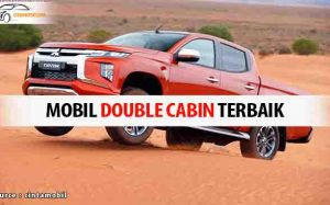 Mobil Double Cabin