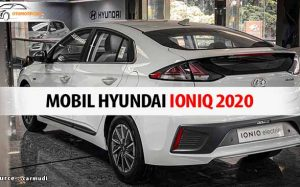 Mobil Hyundai Ioniq