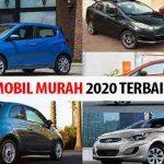 Daftar Harga Mobil Murah Terbaru, Ada Yang di Bawah 150 Juta Loh!