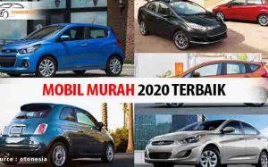 Mobil Murah 2020