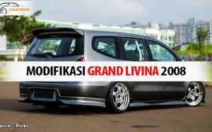 Modifikasi Grand Livina