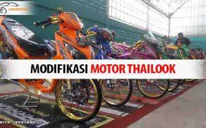 Modifikasi Motor Thailook