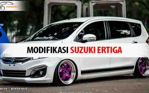Modifikasi Suzuki Ertiga