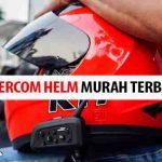 15 Daftar Rekomendasi Intercom Helm Murah Terbaik