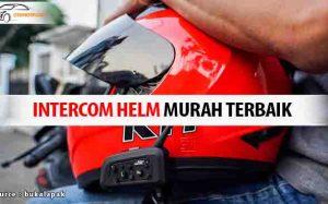 Intercom Helm Murah Terbaik