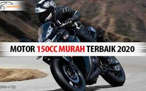 Motor 150cc Terbaik 2020