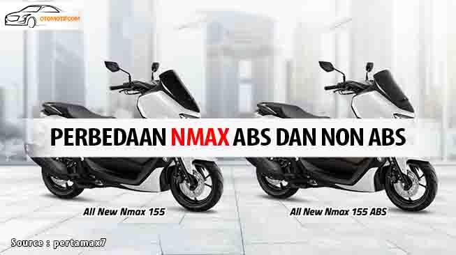 5 Perbedaan Motor Nmax Abs Dan Non Abs 2020 Otomotifcom