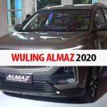 Review Wuling Almaz: Modern & Atraktif