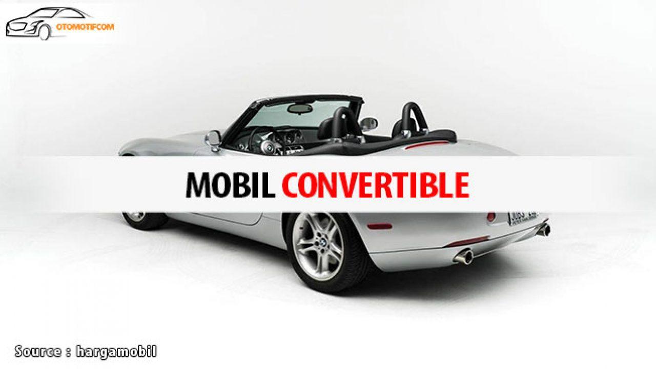 15 Mobil Convertible Terbaik Dan Terlaris Di Indonesia Otomotifcom