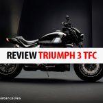 Review Triumph Roket 3 TFC, Motor Klasik Terbaik