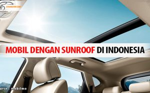 Mobil sunroof