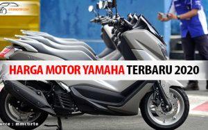 Daftar Harga Motor Yamaha Terbaru dan Terbaik