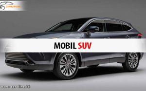 Rekomendasi Mobil SUV Murah Terbaik 2020