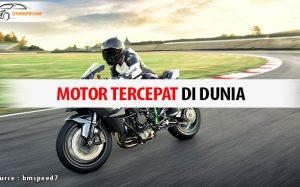 motor tercepat di dunia