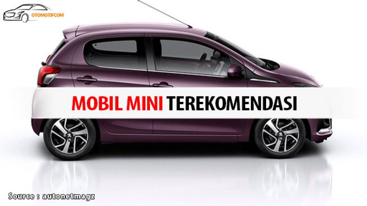15 Mobil Kecil Mini Murah Terbaik Di Indonesia 2020 Otomotifcom
