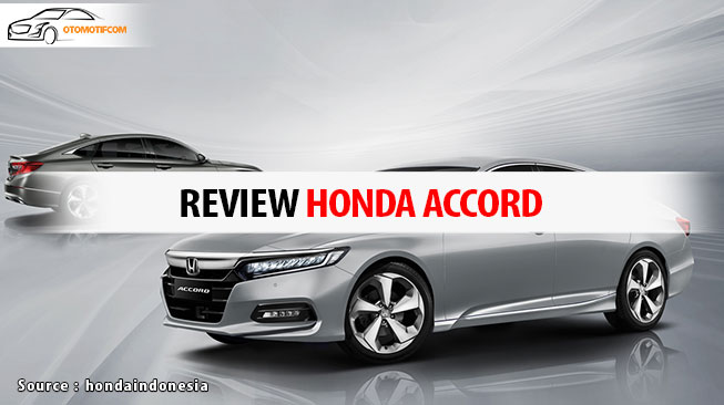 Review Honda Accord