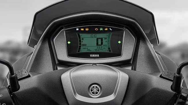 Fitur Yamaha Nmax 2020
