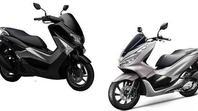 Kelebihan dan Kekuranagan Yamaha Nmax x Honda PCX