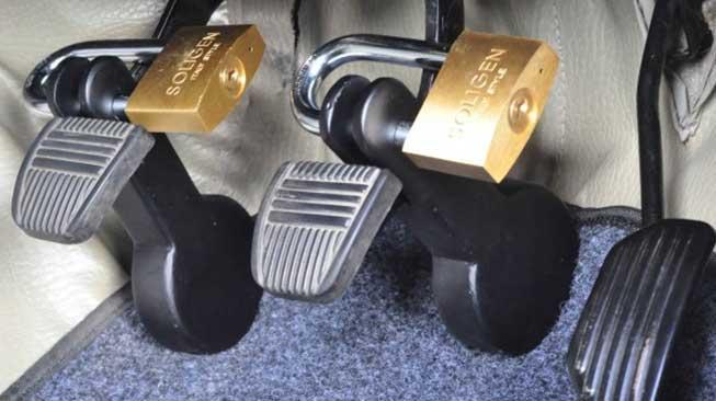 Kunci Pedal