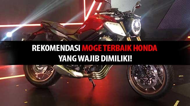 Moge Honda
