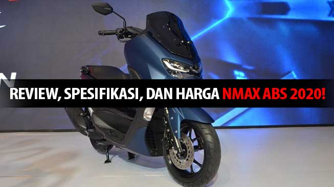 NMax ABS 2020