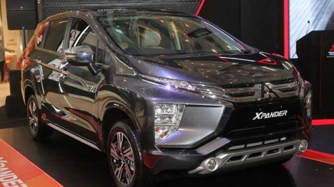 Eksterior Mobil Mitsubishi Xpander