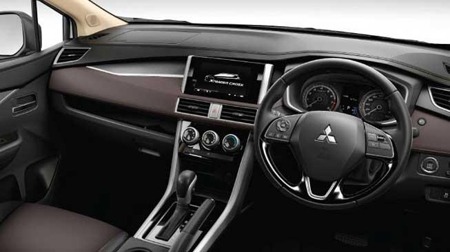 Interior dan Fitur Mobil Mitsubishi Xpander