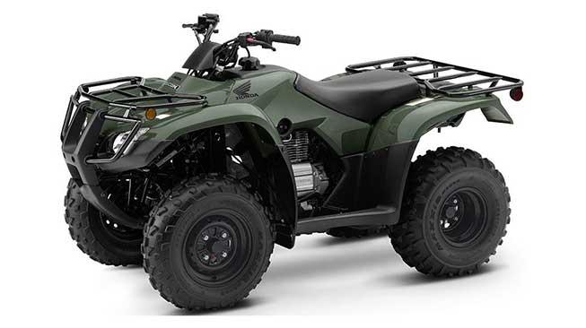 Motor ATV Honda FourTrax Recon