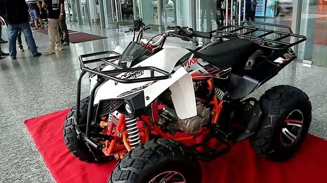 Motor ATV Viar Razor