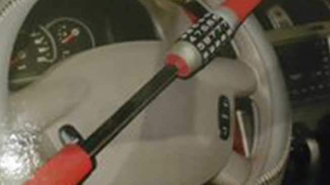 Stefo Car Lock