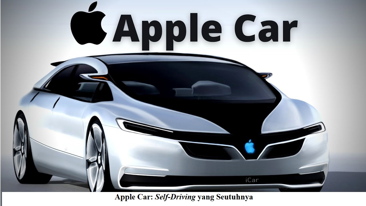 Apple Car: Self-Driving