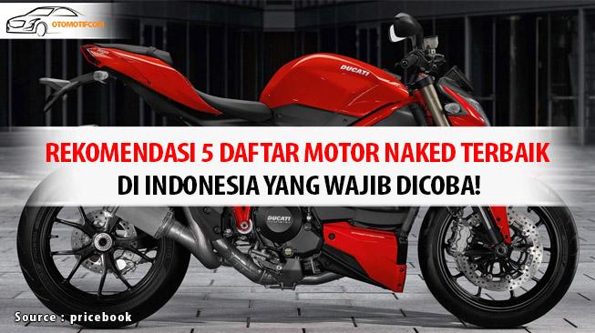Motor Naked