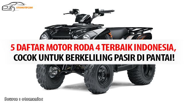 Motor Roda 4