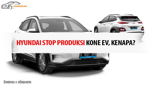 Hyundai Stop Produksi