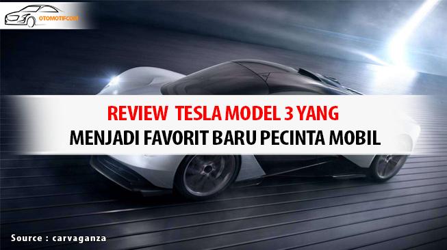 Review Tesla Model 3