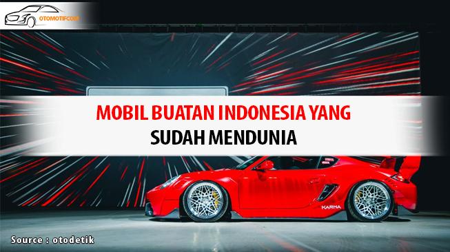 Mobil Buatan indonesia