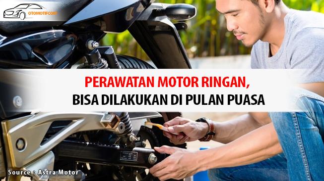 Tips Perawatan Motor Ringan