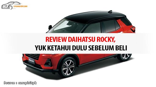 Review Daihatsu Rocky