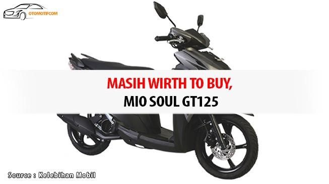 Mio Soul GT 125
